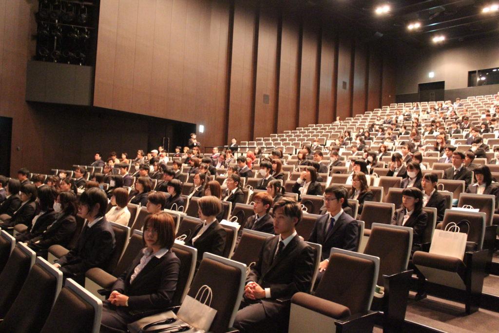 入学式|ニチデブログ|日本デザイナー芸術学院